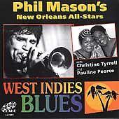 West Indies Blues, Phil Mason, Very Good