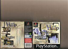 HELP COMPILATION PLAYSTATION 1 PS 2 PS2 3 GAMES BROKEN SWORD / ROAD RASH / MYST