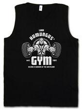 LORD HUMUNGUS GYM TANK TOP Mad Fury 1981 Main Force Patrol Road Max Fun Fitness