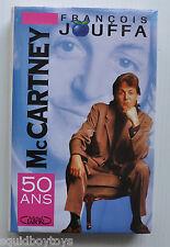 - PAUL McCARTNEY 50 ans French Biography Book FRANCOIS JOUFFA 1993 -