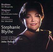 Stephanie Blythe - Brahms 'Alt-Rhapsody' · Wagner 'Wesendon . Disc Only/No Case