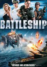 BATTLESHIP DVD TAYLOR KITSCH ALEXANDER SKARSGARD RHIANNA LIAM NEESON