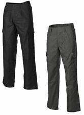 BW Pantalón Molesquín de Campo Bundeswehr Pantalones trabajo ORIGINAL según TL