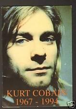 KURT COBAIN 1967-1994 / Chanteur du groupe NIRVANA