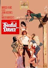 Sinful Davey DVD - John Hurt, Pamela Franklin, Robert Morley, Fidelma Murphy