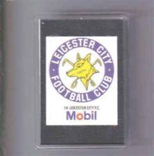 MOBIL Silk football (Soccer) badge in fridge magnet - VARIOUS