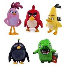 Angry Birds 20 cm Plüsch Plüschtier Stofftier Red Bomb Stella Chuck Pig