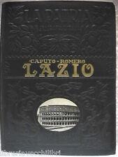 LAZIO Eugenio Caputo Federico Romero foto stampe di LA PATRIA Geografia d Italia