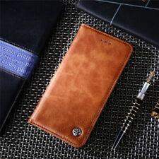 For Sony Xperia XZ3 XZ2 XA1 XA2 Shockproof Leather Silicone Stand Wallet Case
