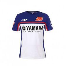 2017 ufficiale MOTO GP Maverick vinales YAMAHA #25 Team T-shirt da uomo-NUOVO