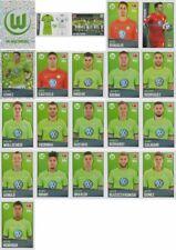 Topps Championnat 2016/2017 équipe VfL Wolfsburg Choisir