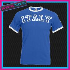 Italia Timbre Retro divertida camiseta