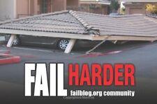 Fail Harder: Ridiculous Illustrations of Epic Fails by failblog.org community