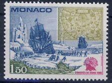 TIMBRE MONACO N° 1301 ** HISTOIRE POLAIRE