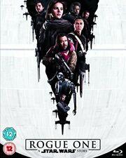Rogue One: A Star Wars Story [Blu-ray]  [2017] [Region Free] - DVD  7CVG The