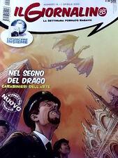 Giornalino 14 2012  Fumetto Carabinieri nell'arte - Pinky Zia Agatha