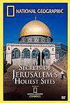National Geographic - Secrets of Jerusalem's Holiest Sites, LIKE NEW,