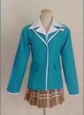 Rosario + Vampire Moka Akashiya Cosplay Costume Clothing set skirt