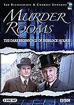 dvd BBC Dark Beginnings of Sherlock Holmes Murder Rooms rare
