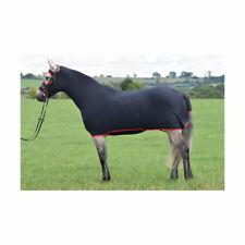BELVOIR Rug Company honsie MAX Lycra Tappeto Maschera mantiene pulito il tuo Cavallo Pony Nero
