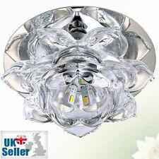 ROSE - 3w/5w Crystal LED Ceiling Chandelier Spotlight Downlight Warm/Cool White
