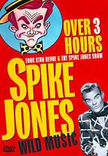 Spike Jones: Wild Music (DVD, 2011)