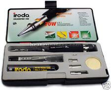 Iroda SOLDERPRO 70 Butane Gas Soldering Iron Kit