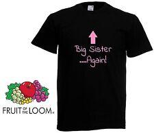 Big Sister..Again! -  Big Sister Gift Boys Kids Funny brother funny T shirt