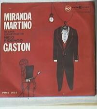 20413 45 giri - 7'' -  Miranda Martino - Gaston Morricone