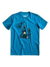 QUIKSILVER Basic Tee Youth R16 Jungen KA Shirt Pirate in Blau %20,00%