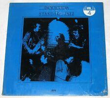 Philippines ENCYCLOPEDIA OF STANDARD JAZZ Volume 4 LP Record