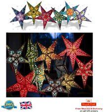 60 Cm Luz Colgante Estrella Cortina De Lámpara Linterna de Papel Fiesta Decoración De Navidad Estrellas