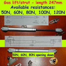 Gas Strut/Lift stay Cabinet Door hinge pneumatic support 50 60 80 100 120 150N