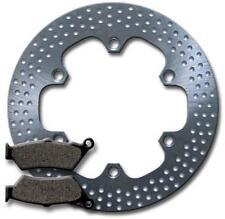 HONDA FRONT Brake Disc + Pads SLR FX 650 Vigor (97-03)
