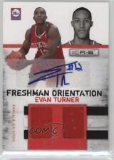 2010-11 Panini Rookies & Stars 2 Evan Turner Philadelphia 76ers Auto Rookie Card