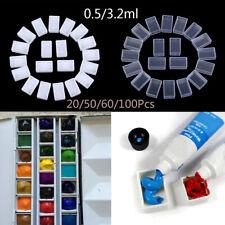 Painting Outdoor Palette Supplies Paint Pans Pigment Box Watercolor Storage