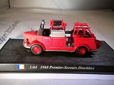Del Prado Pompieri del mondo-Francia 1960 HOTCHKISS Premier Secours CODICE 97