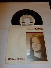 """DURAN DURAN - Careless Memories - 1981 UK 7"""" vinyl single"""