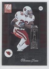 2001 Donruss Elite Chicago Sun-Times Collection 3 Thomas Jones Arizona Cardinals