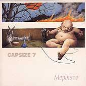 Mephisto  Capsize 7  Audio CD