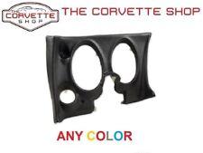 C3 Corvette Lower Left Hand Dash Pad 1977 ANY COLOR w/o AC 4020xx or w/AC 4021xx
