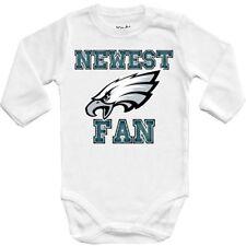 Baby bodysuit Newest fan Philadelphia Eagles, football, One Piece jersey