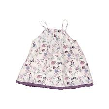 Sergent Major robe été rose à fleurs bébé fille  6 mois