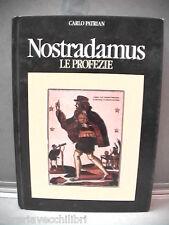 NOSTRADAMUS Le profezie Carlo Patrian CDE Storia Medievale Medioevo a cura di