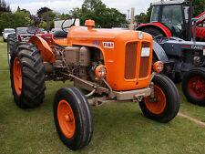 FIAT 513R 513 R FARM TRACTOR WORKSHOP SERVICE REPAIR & OVERHAUL MANUAL