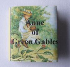 Dollshouse miniature-Anne of Green Gables