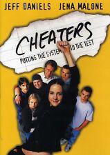 Daniels/Malone - Cheaters (2012, DVD NEW)
