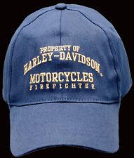 HARLEY DAVIDSON ORIGINAL FIREFIGHTER  HAT