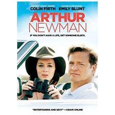 Arthur Newman (DVD, 2013) Emily Blunt Colin Firth