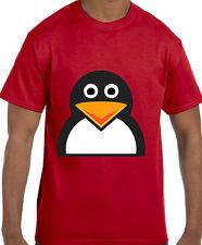 Funny Humor Penguin Animal T-Shirt tshirt
